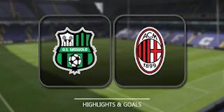 مشاهدة مباراة ميلان وساسولو بث مباشر بتاريخ 02-03-2019 الدوري الايطالي
