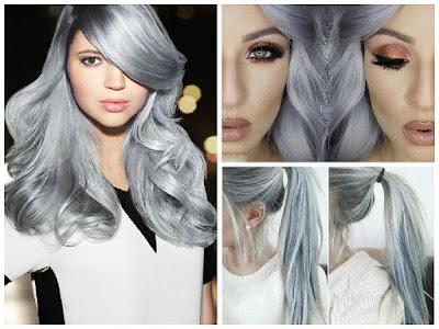Granny Hair tendência outono/inverno 2016 blog Tudo Sobre Tudo