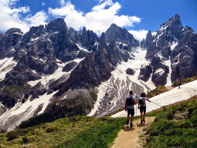 escursioni sentieri panoramici trentino