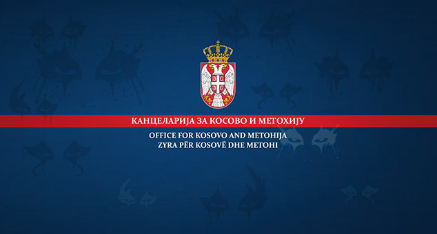 #Zoran_Kovačević #Ivan_Maksimović #Kancelarija #Kosovo #Metohija #Srbija