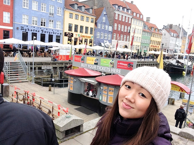 london girl diana Copenhagen #CPH2016 city break Nyhavn