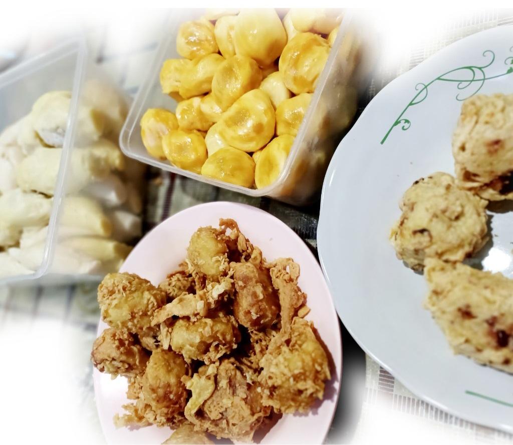 Beli Durian Dan Cempedak Goreng, Sedapnya Tak Terkata!