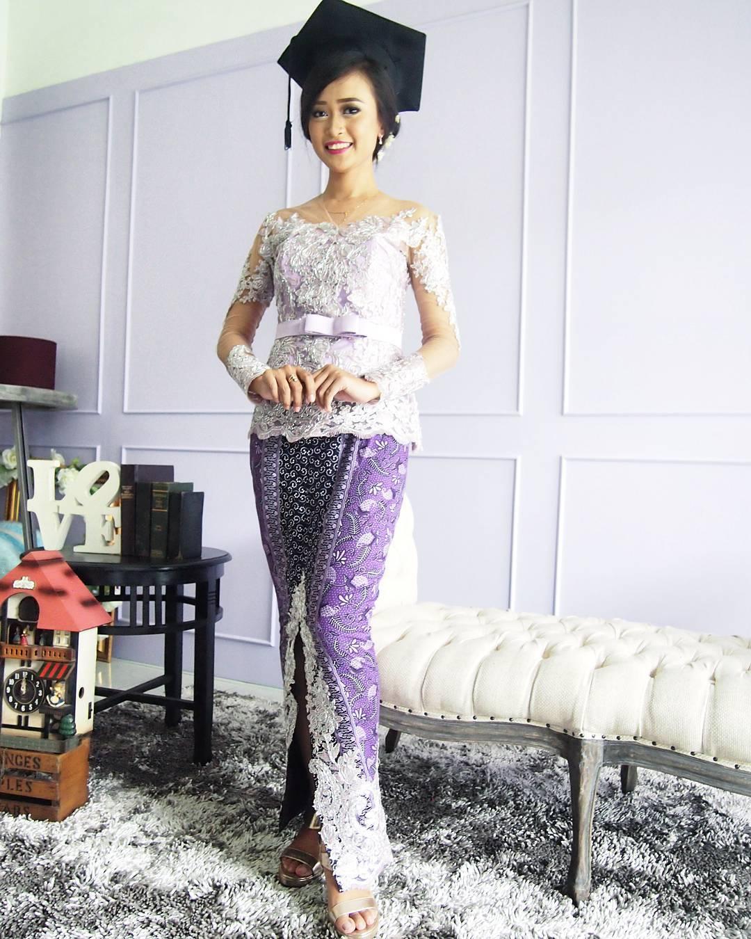 Model Baju Kebaya Wisuda Terbaru Model Baju Dan Gamis 2019