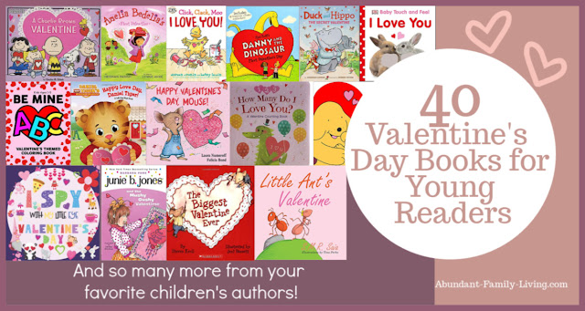 Valentine's Day Books for Young Readers