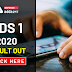 CDS 1 Result 2020 Out: Check Here