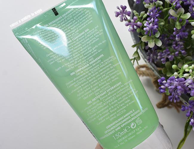 Gel Limpiador Hidratante de Dermolab