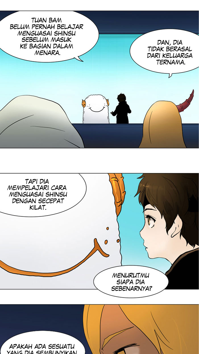 Tower of God Bahasa indonesia Chapter 35