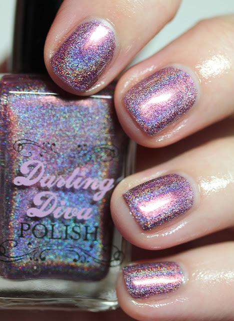 Darling Diva Krasivaya Polish Pickup April 2017