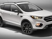 2018 Ford Escape Changes