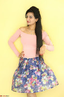Janani Iyyer in Skirt ~  Exclusive 127.JPG