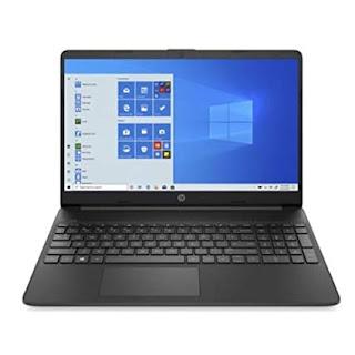 HP 15 10th Gen Intel Core i3 15.6-inch FHD Alexa Built-in  (Best Laptop Under ₹5000)