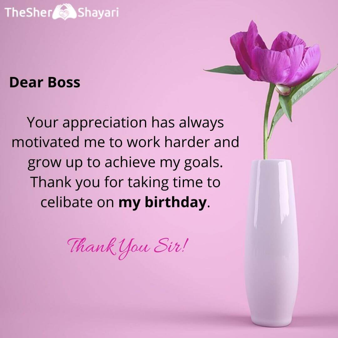 100 Happy Birthday Reply Back Messages And Wishes