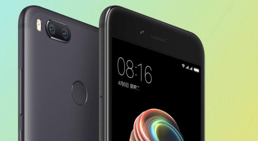 Resmi Di Rilis Xiaomi Mi 5X Dengan Fitur Dual Camera Dan MIUI 9