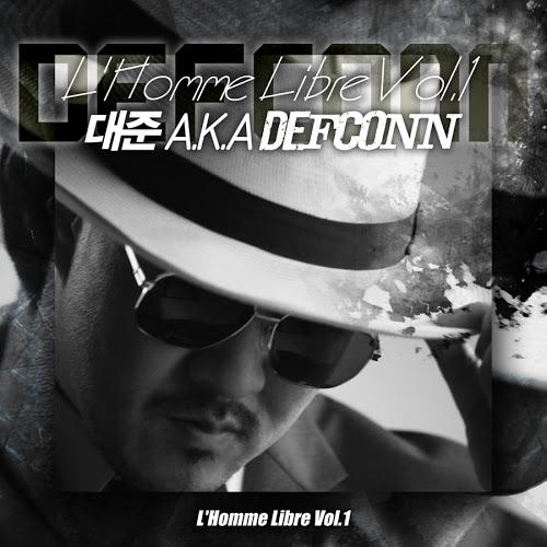 DEFCONN – L`Homme Libre Vol.1 – EP