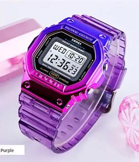 Tonnier Watches Women Sports Digital Multi-Function Watch