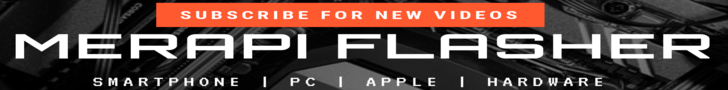 MERAPIFLASHER | LINK SUBSCRIBE CHANNEL