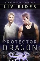 Protector dragon   Lewiston dragons #1   Liv Rider