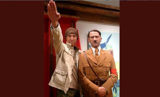 Abu Janda Hitler Nazi