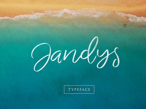 Download Jandys Elegant Style Font Free