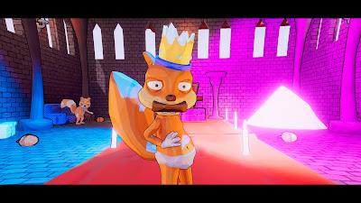 Hobo Cat Adventures Game Screenshot 11