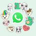 Whatsapp Rilis Stiker Menarik Dengan Tema Social Distanting