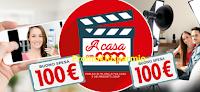 Logo Vinci gratis 48 buoni spesa Coop con un click