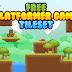 Free Platformer - 2D Game Assets Tileset (Summer)