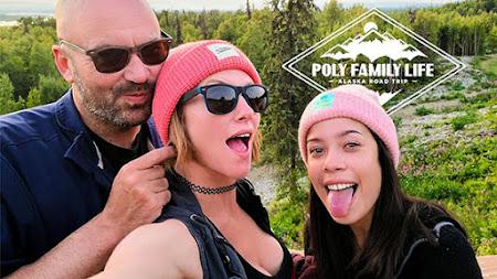 [PolyFamilyLife] Lana Mars, AKGingersnaps (Alaska Road Trip Episode 1 / 12.03.2020)
