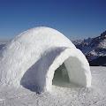 Mengenal Iglo, Rumah Hunian Khas Kutub Utara