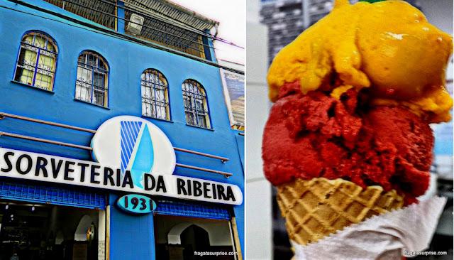 Sorveteria da Ribeira, Salvador, Bahia