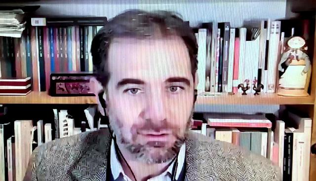 La democracia contempla la interacción pacífica y respetuosa de quien piensa diferente: Lorenzo Córdova