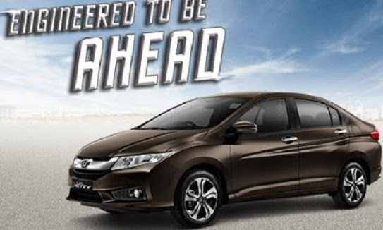 Harga Mobil Honda Terbaru Agustus - September 2016