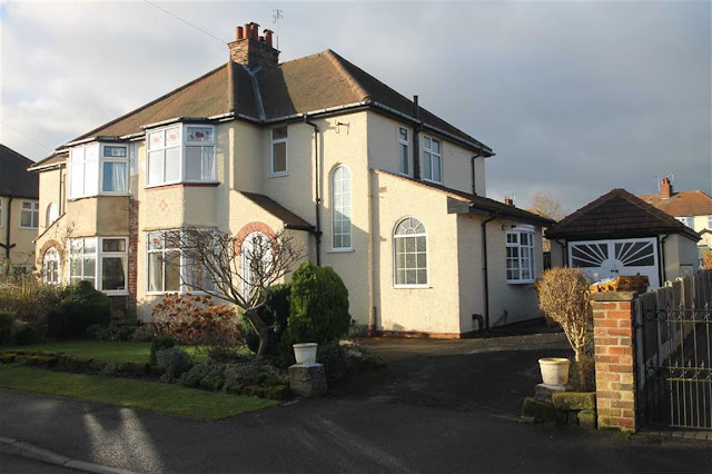 Harrogate Property News - 3 bed semi-detached house for sale Rydal Road, Harrogate, North Yorkshire HG1
