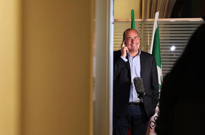 """Elezioni, Zingaretti: """"ora fase nuova, rilanciare agenda governo"""""""