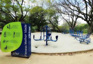 Fitness Melhor Idade - Praça da Encol, Porto Alegre