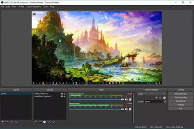 Open Broadcaster Software (OBS Studio)