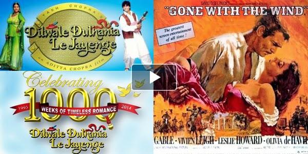 Listen to Dilwale Dulhania Le Jaayenge Movie Songs on Raaga.com