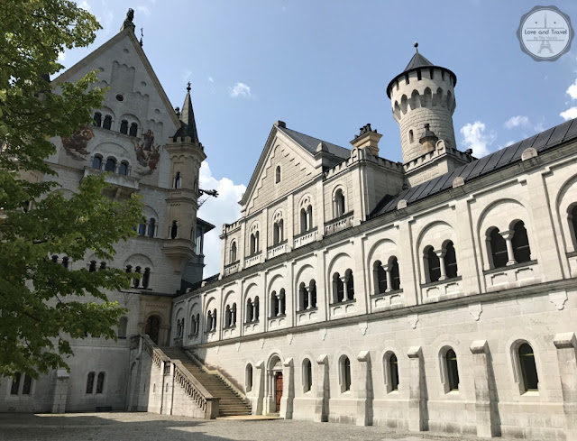 Castelo de Neuschwanstein n