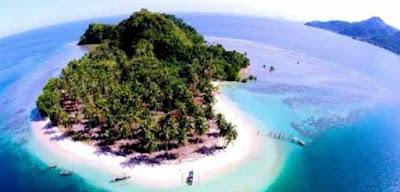 Pulau Pasumpahan, yang Penuh Pesona di Padang Sumatera Barat