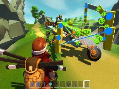 Scrap Mechanic wallpapers, screenshots, images, photos, cover, posters