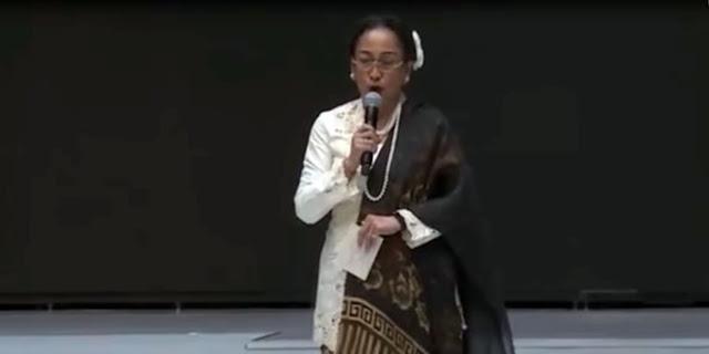 Ansor Jatim laporkan Sukmawati ke Polisi Karena Puisi 'Ibu Indonesia'