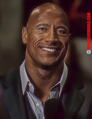Dwayne Douglas Johnson (La Roca o The Rock)