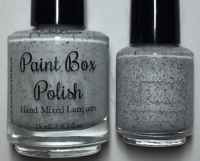 Paint Box Polish new 8ml bottle