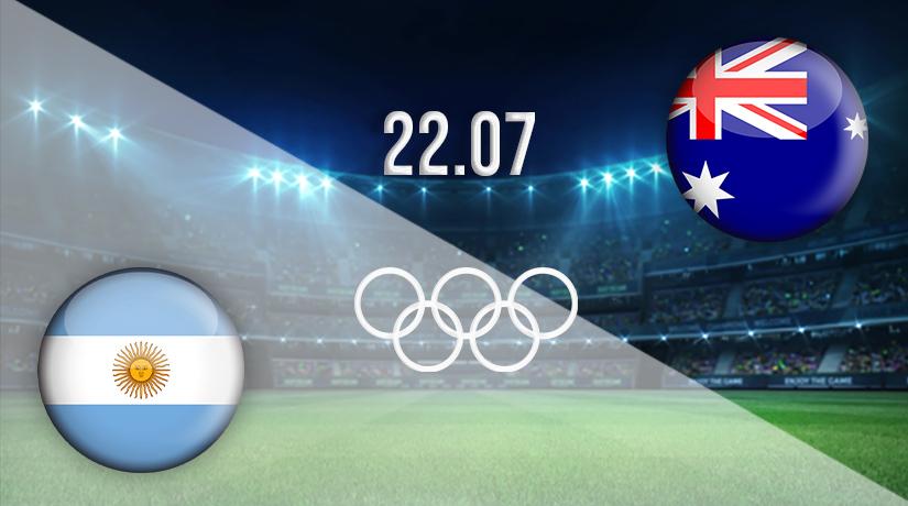 مباراة الارجنتين واستراليا اليوم