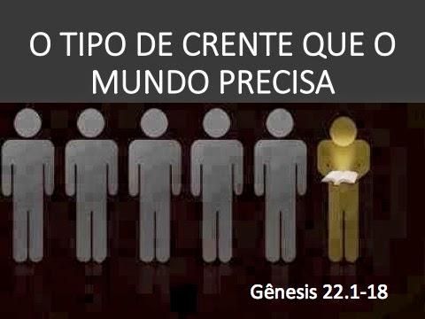 CRENTES QUE PRECISAM DE SALVAÇÃO