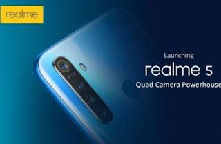 Smartphone Baru Realme 5 Pro