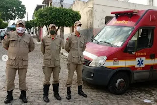 """Bombeiros finalizam Operação """"Prevenção Finados"""" em cemitérios de Guarabira"""