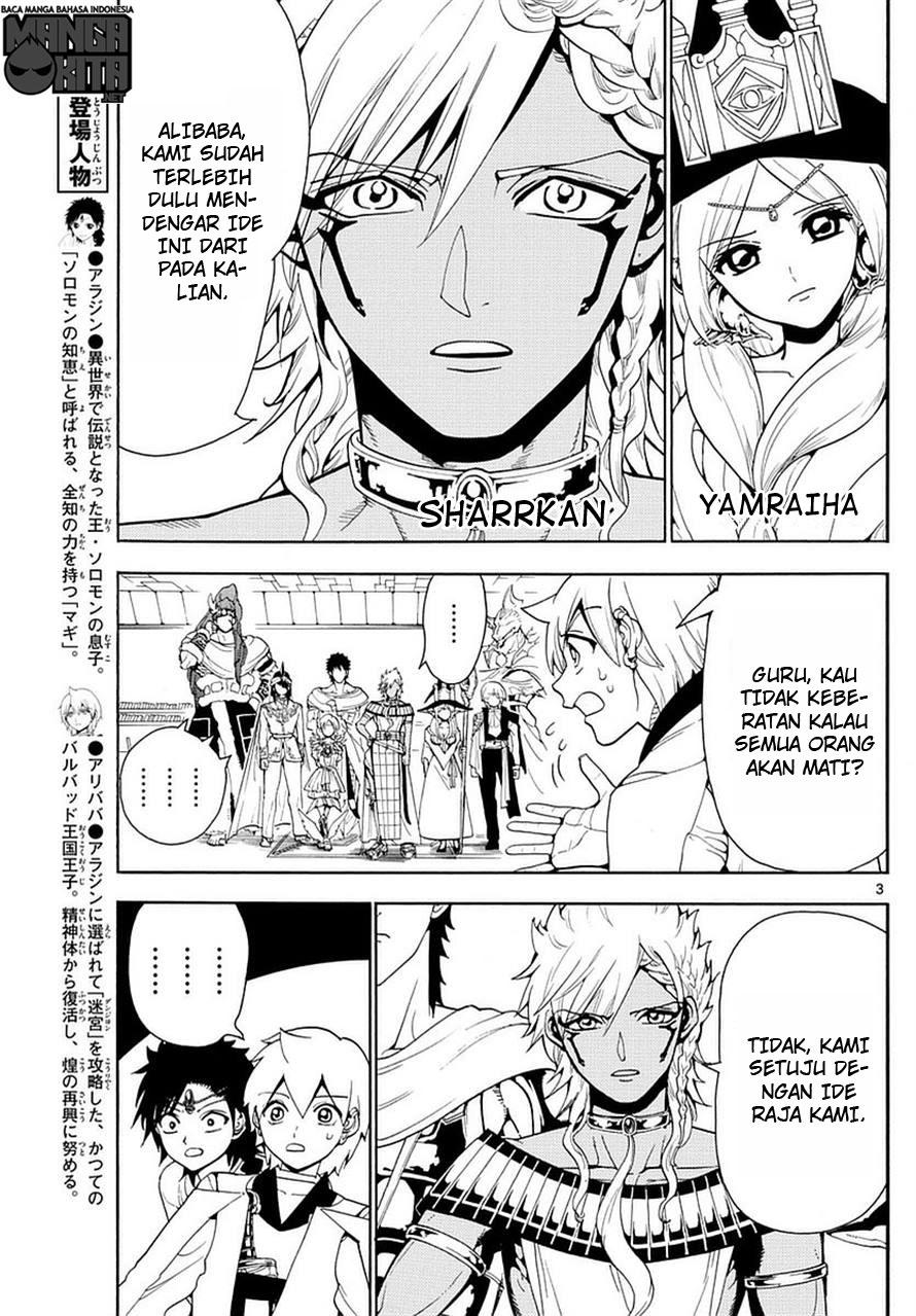 Magi Chapter 330-3