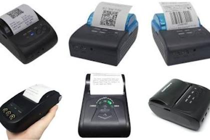Harga Printer Bluetooth Terbaik 400 - 800 ribuan