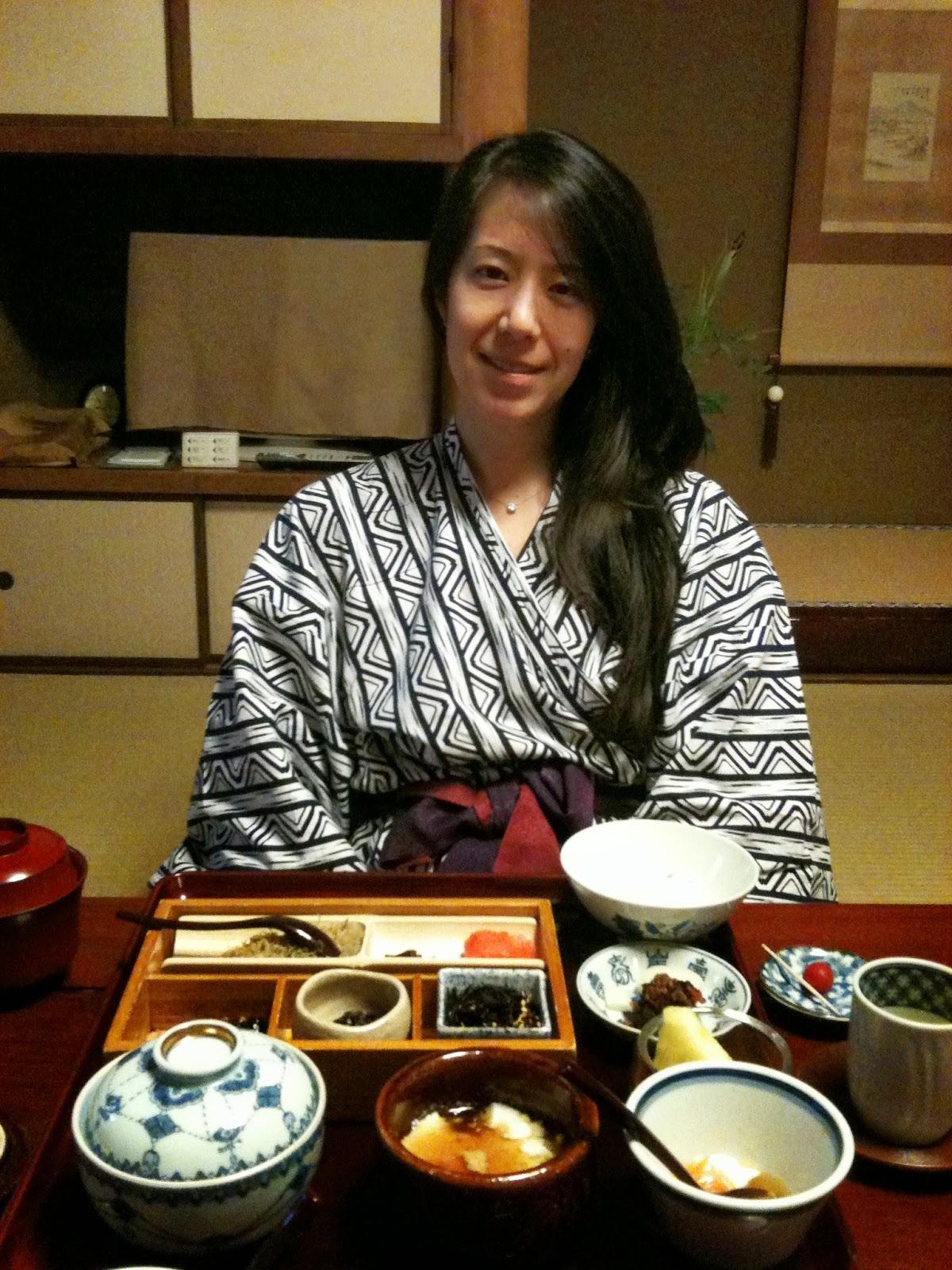 Kyoto - Breakfast is served!